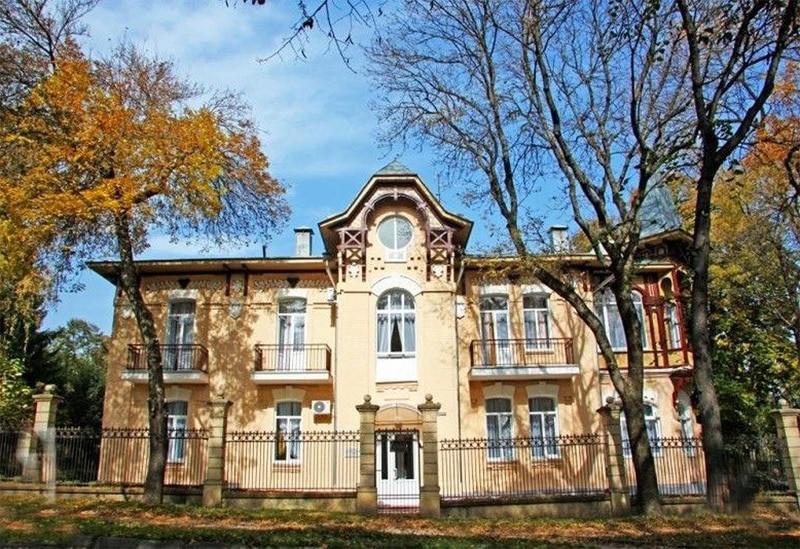 "Санаторий ""Шахтёр"" | Корпус №4 ""Дача генерала Макарова"""