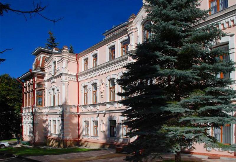 Санаторий им. Кирова | Корпус №3