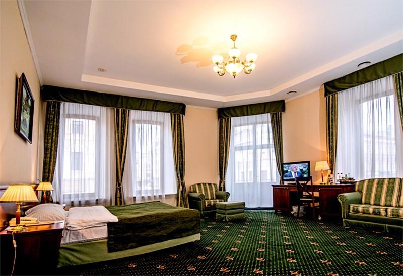 "Гостиница ""Шаляпин Палас"" | 2-местный  1-комнатный  люкс"