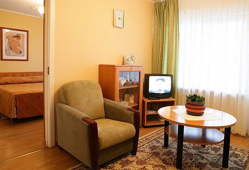 "Санаторий ""Янтарный берег"" | 2-местный  люкс"
