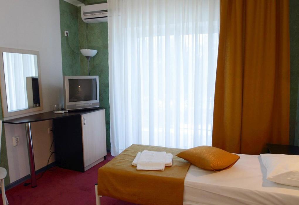 "Отель ""Парадайз"" (бывш. ""Санвиль Парадайз"")   2-местный  1-комнатный  стандарт"