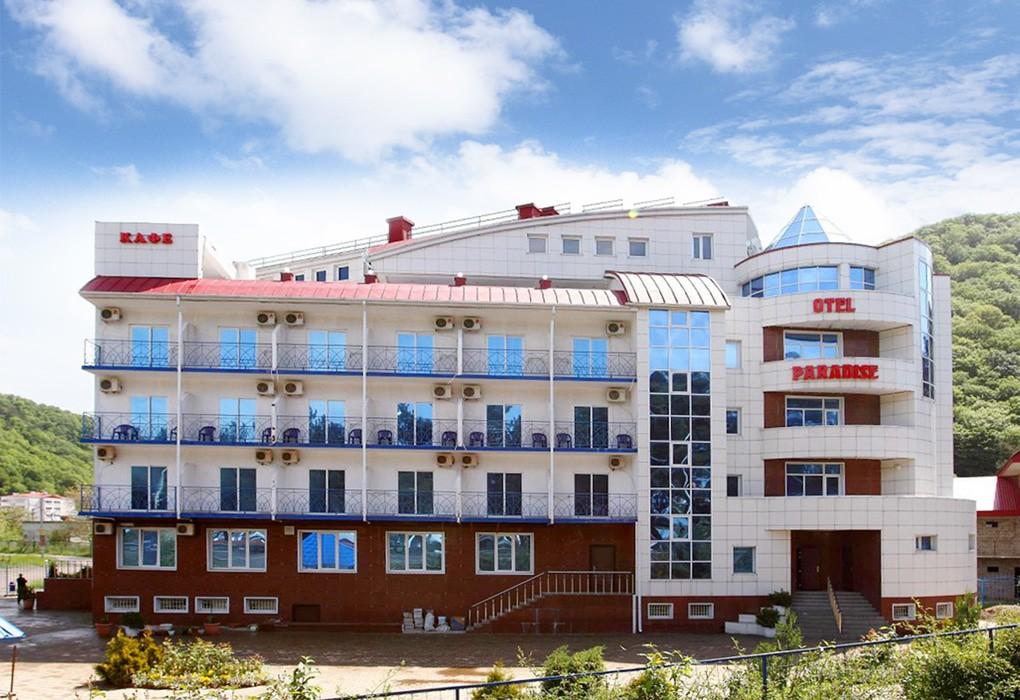 "Отель ""Приморье Лайт Парадайз"" | Корпус"