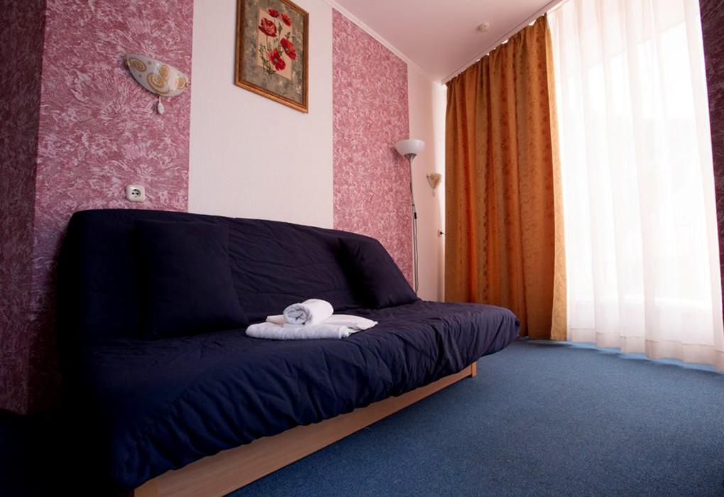 "Отель ""Парадайз"" (бывш. ""Санвиль Парадайз"") | 2-местный  2-комнатный  люкс"