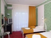 "Отель ""Парадайз"" (бывш. ""Санвиль Парадайз"") | 2-местный  1-комнатный  стандарт"