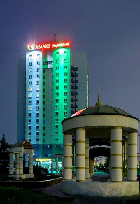 """Отель """"АМАКС Сафар-отель""""  """