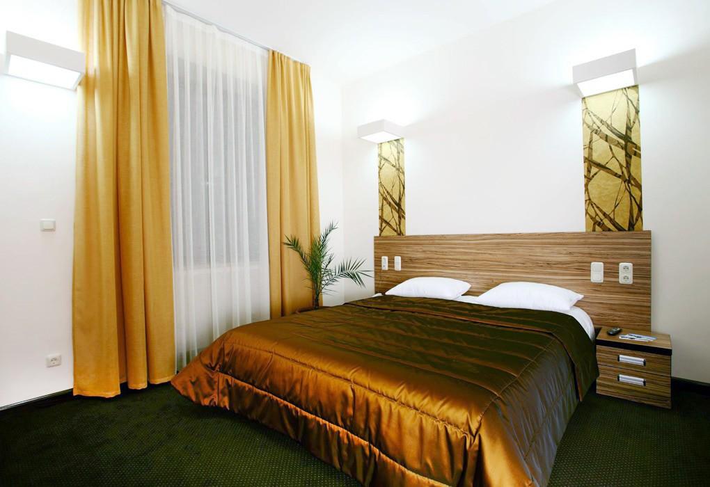 "Гостиница ""Cascade"" | 2-местный  1-комнатный  Deluxe"