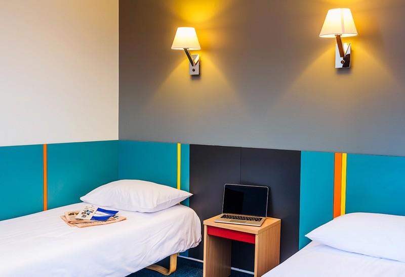 """Отель """"Ecotel""""   2-местный   стандартный"""