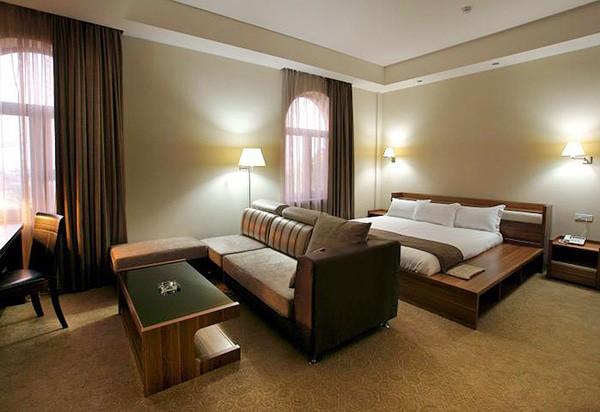 "Гостиница ""BASS"" | 2-местный  1-комнатный  Deluxe"