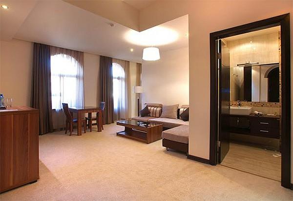 "Гостиница ""BASS"" | 2-местный  2-комнатный  family room"