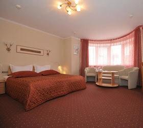 Гостиница Премьер Отель | Общая информация