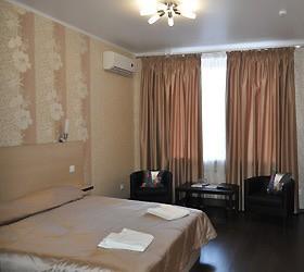 Гостиница Бизнес-Отель Сити   Общая информация