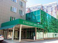 Гостиница Грин Лайн Самара |