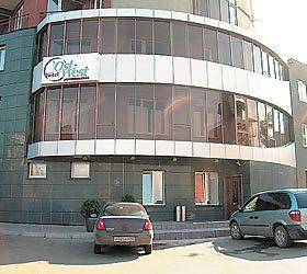 Гостиница Ост-Вест Сити Отель |