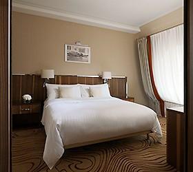 Гостиница Марриотт Новосибирск Отель | Общая информация