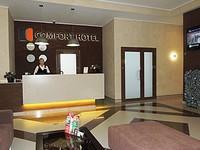 Гостиница Комфорт Отель | Общая информация