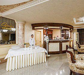 Гостиница Амичи Гранд Отель | Общая информация