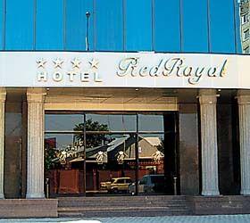 Гостиница Рэд Ройал |