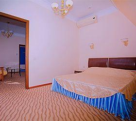 Гостиница Виа Сакра | Общая информация