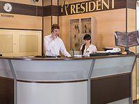 Гостиница РЕЗИДЕНТ апарт-отель   Общая информация
