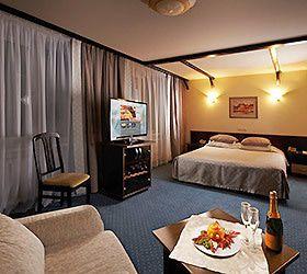 Гостиница Ривер Парк Отель | Общая информация