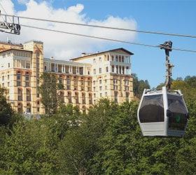 Гостиница Солис Сочи Отель |