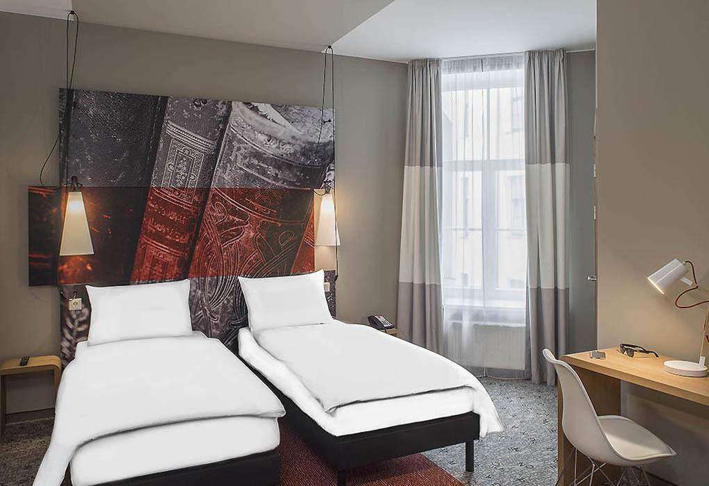 """Отель """"Ibis Riga Centre""""   2-местный   стандартный"""
