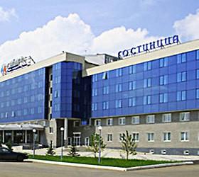 Гостиница Сибирь |