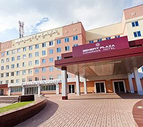 Гостиница Бенефит Плаза Конгресс Отель |