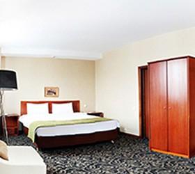 Гостиница Бенефит Плаза Конгресс Отель | Общая информация