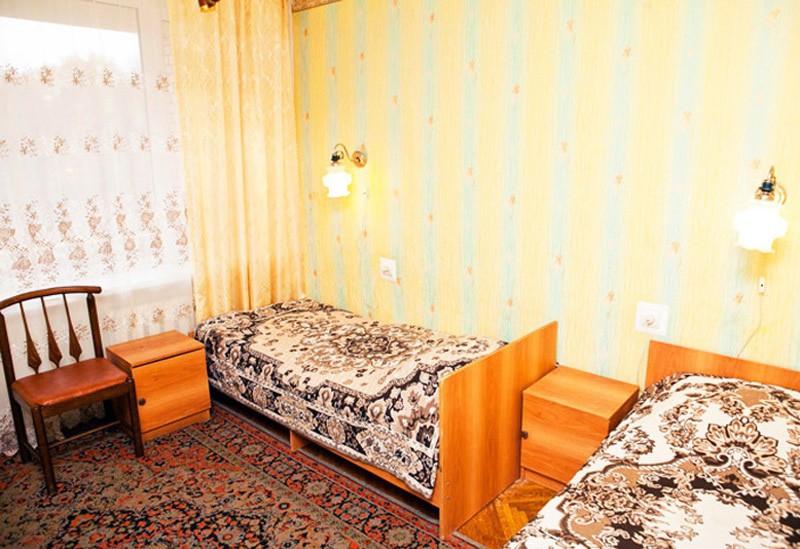 "Пансионат ""Русь"" | 2-местный  1-комнатный  стандарт"