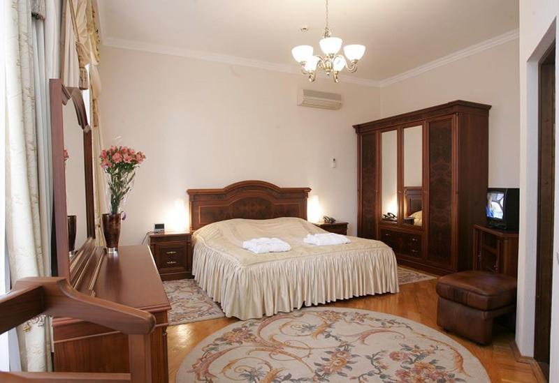 "Санаторий ""Беларусь"" | 2-местный  2-комнатный  люкс"
