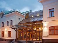 Гостиница Двор Подзноева - Главный корпус |
