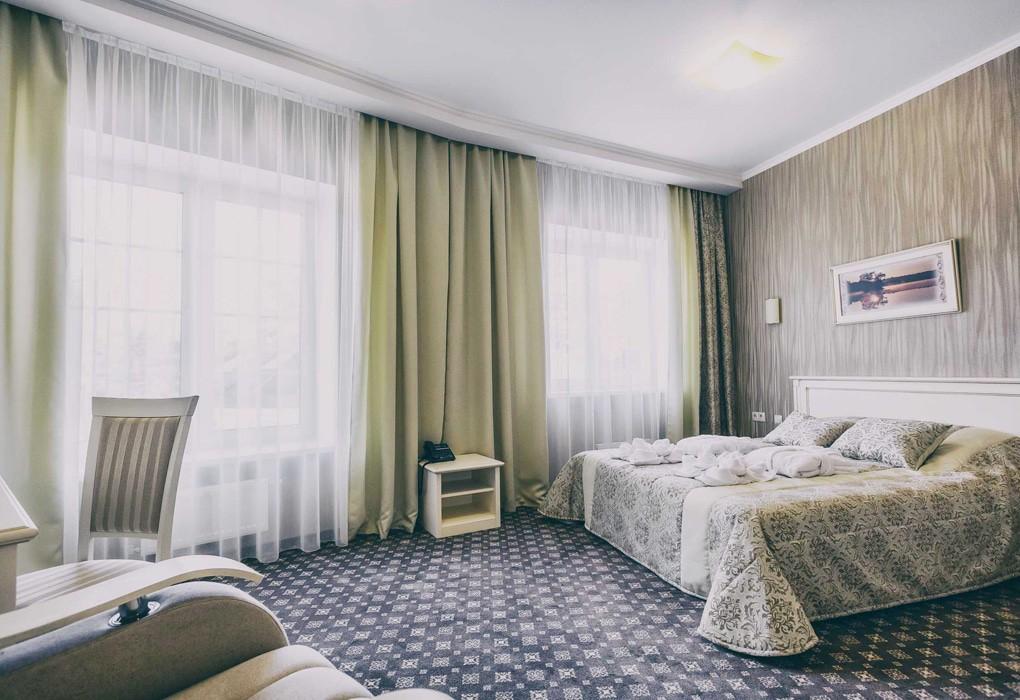 """Санаторий """"Плисса""""   2-местный  1-комнатный  улучшенный стандарт"""