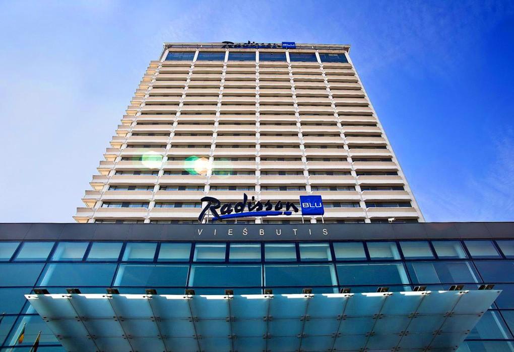"Отель ""Radisson Blu Hotel Lietuva""  "