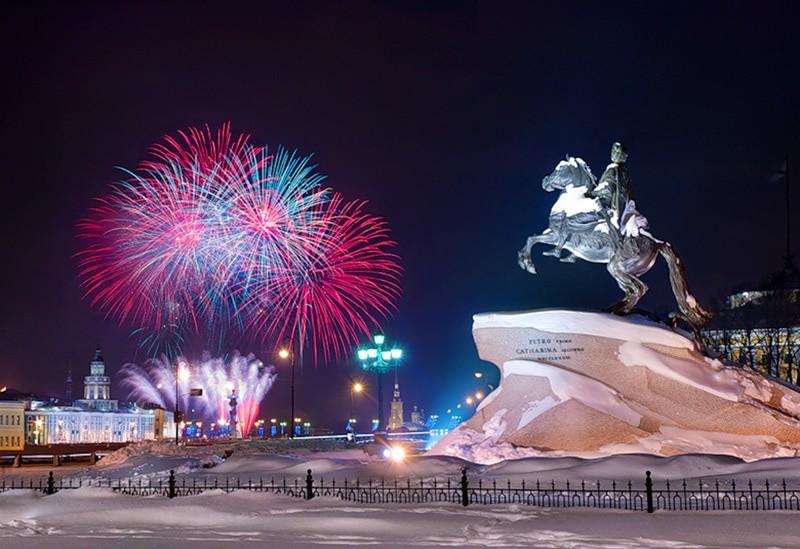 """Зима на Невских берегах"" (4 дн./3 н.) 02.01.17 - 05.01.2017 |"
