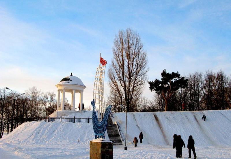 """Легендарная Русь на зимние каникулы, отели 3*"" (2 дн./1 н.) | Кострома"