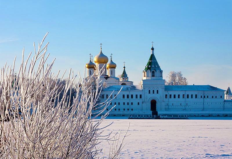 Легендарная Русь (Золотое кольцо) на новогодние каникулы от 6150 рублей
