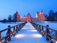 """""""Новый год в Вильнюсе - II""""  (3 дн./2 н.), Вильнюс - Тракай   Тракай"""