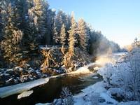 """Рождество в Карелии"" (3 дн./2 н.), 05.01-07.01 | Водопад Кивач"