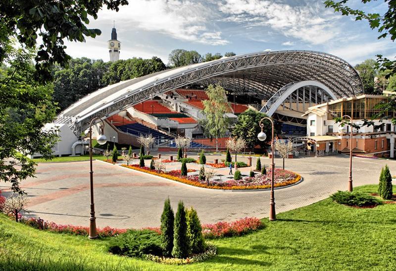 """Север белой Руси"" (3дн./2н.) | Летний амфитеатр, Витебск"