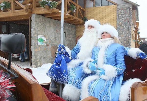 """""""Новый год в Гродно"""" (3 дн./2 н.)   Коробчицы"""