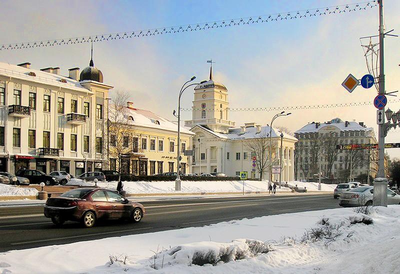 """Новогодние каникулы в Минске и Витебске"" (4 дн./3 н.) | Минск"