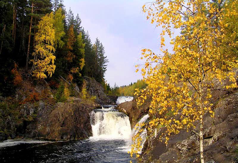 """Осенние каникулы в Карелии"" (3 дн./2 н.), 04.11 - 06.11 | Водопад Кивач"
