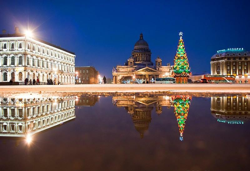 """5 столиц Балтики"", Рождество 2017 на пароме ""Princess Anastasia"" (6 дн./5 н.) | Санкт-Петербург"