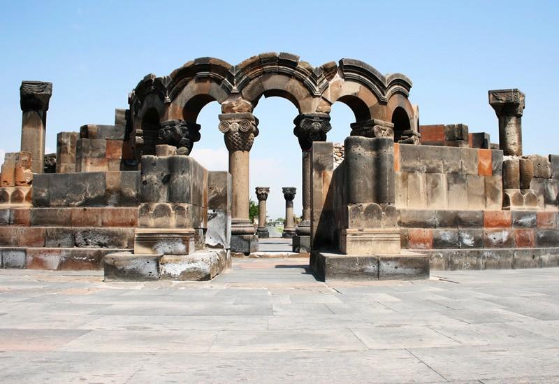"""Вся Армения за неделю"" (8 дн./7 н.), Ереван, Армения | Храм Звартноц"