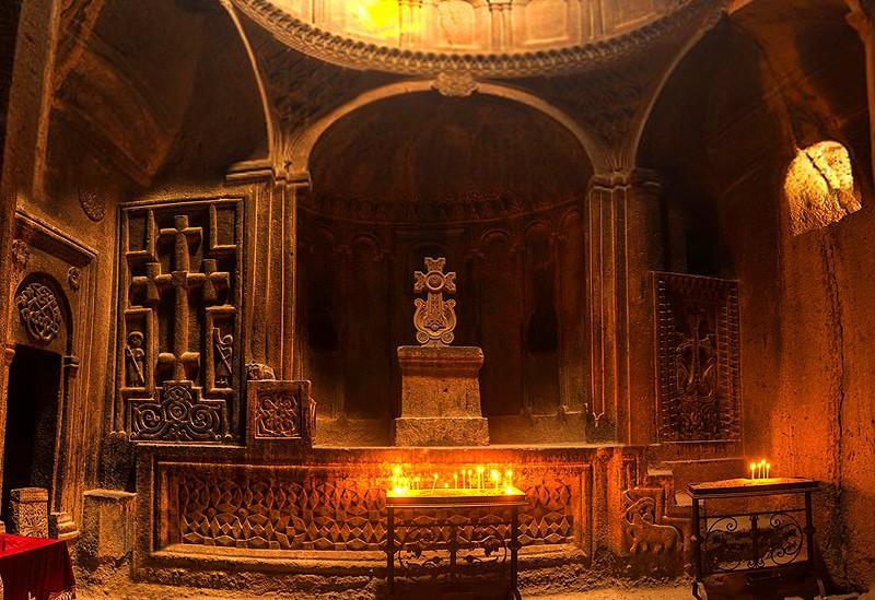"""Вся Армения за неделю"" (8 дн./7 н.), Ереван, Армения | Монастырь Гегард"