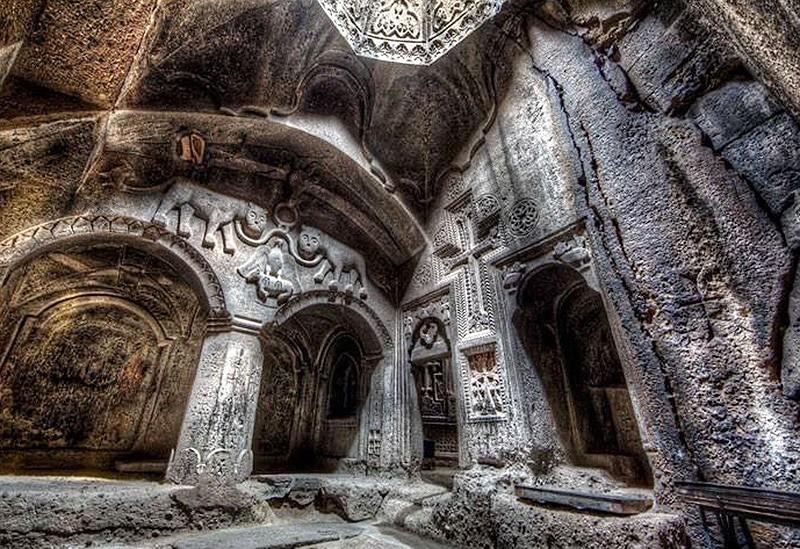 """По музеям Еревана"" (5 дн./4 н.), Ереван, Армения | Монастырь Гегард"