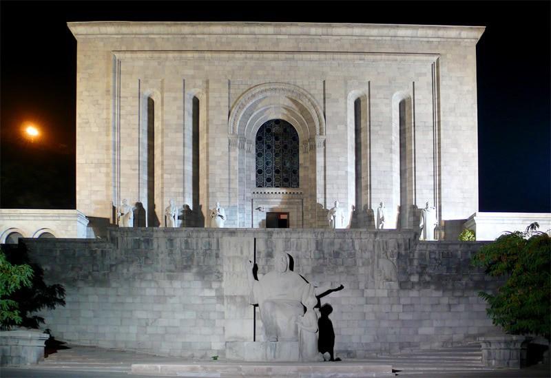 """""""Горные мечты"""" (4 дн./3 н.), Ереван, Армения   Матенадаран"""