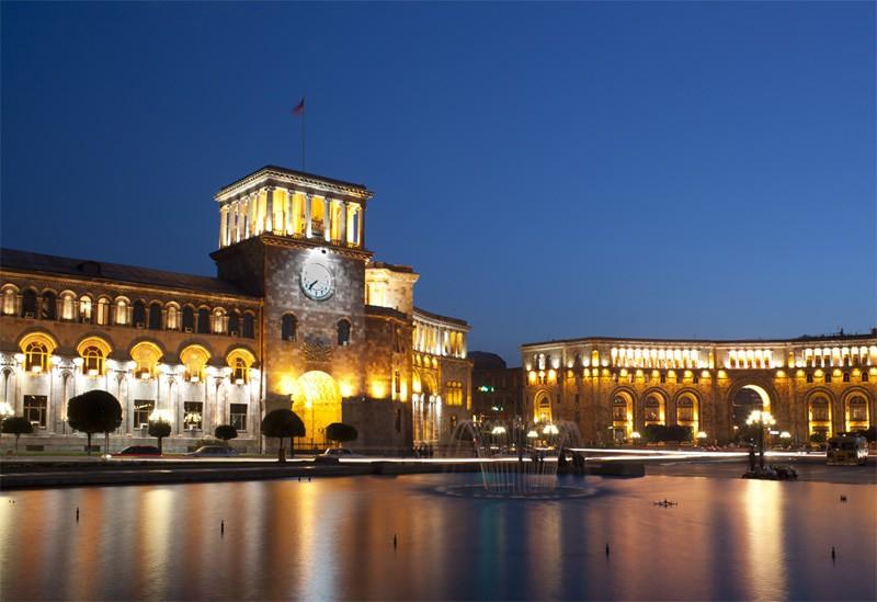 """""""Горные мечты"""" (4 дн./3 н.), Ереван, Армения  """