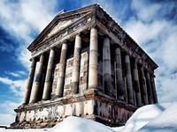"""""""Горные мечты"""" (4 дн./3 н.), Ереван, Армения    Языческий храм в Гарни"""